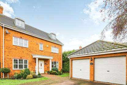 5 Bedrooms Detached House for sale in The Hermitage, Arlesey, Bedfordshire, England