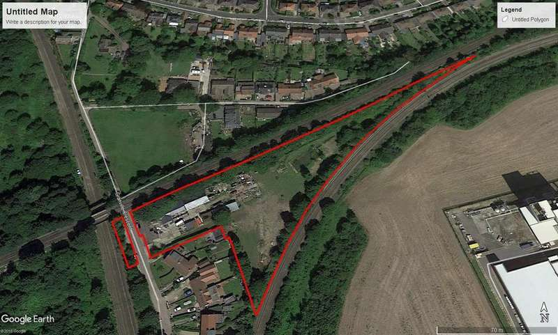 4 Bedrooms Plot Commercial for sale in West Croft Road, Newcastle Upon Tyne