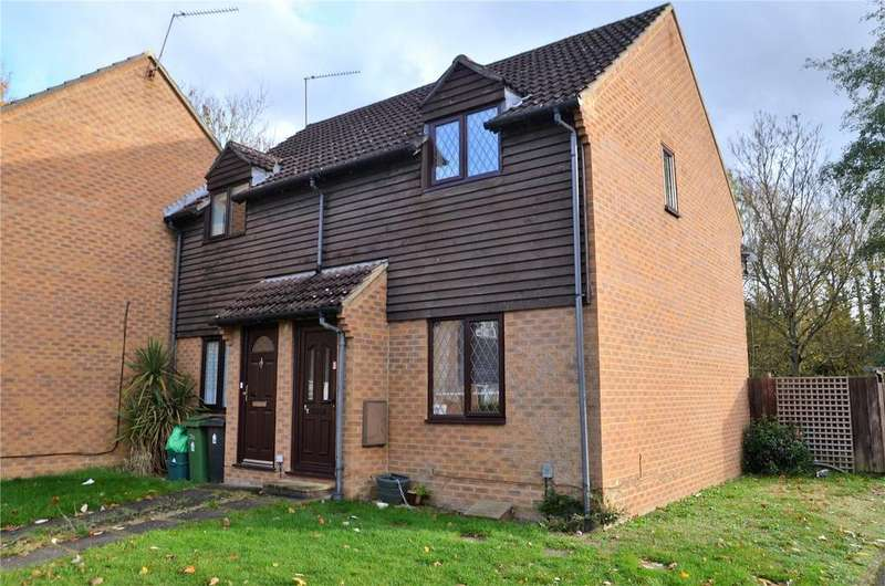 2 Bedrooms End Of Terrace House for sale in Myton Walk, Theale, Reading, Berkshire, RG7