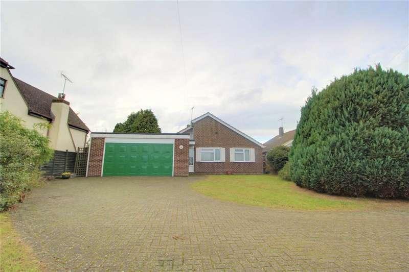 3 Bedrooms Bungalow for sale in Oatlands Road, Shinfield, Reading, Berkshire, RG2