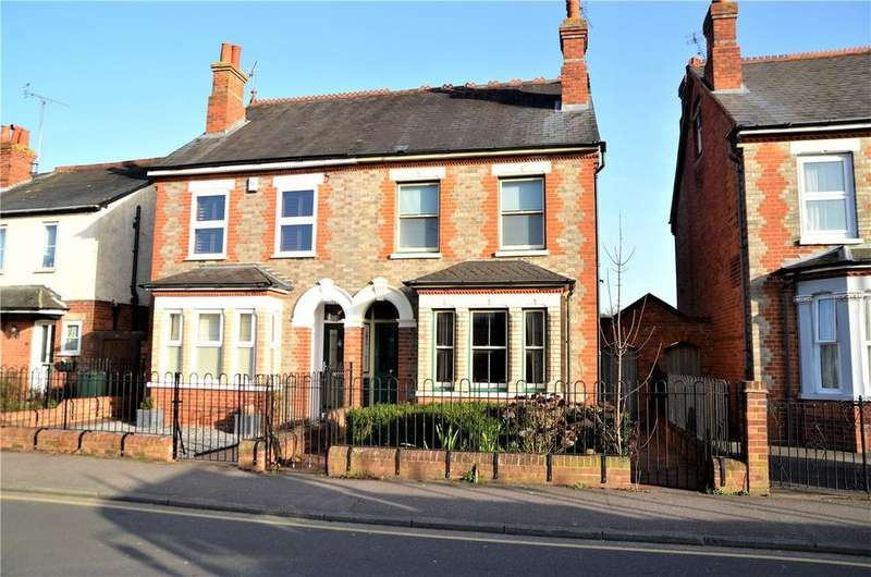 4 Bedrooms Semi Detached House for sale in Westwood Road, Tilehurst, Reading, Berkshire, RG31