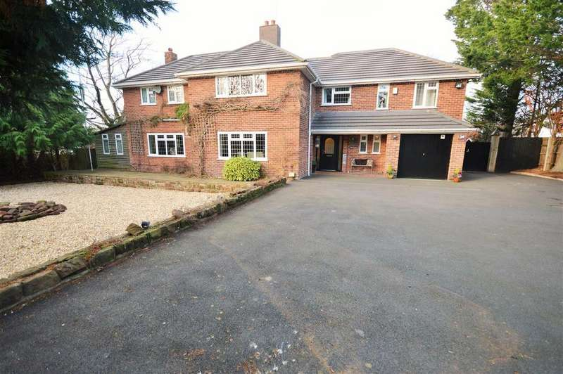 6 Bedrooms Detached House for sale in Earle Drive, Parkgate, Cheshire