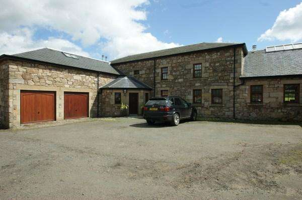 5 Bedrooms Detached Villa House for rent in Lennoxlea Farm, Lennoxtown, Glasgow, G66 7NN