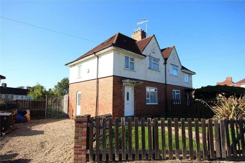 2 Bedrooms Semi Detached House for sale in Wordsworth Road, Horfield, Bristol, BS7