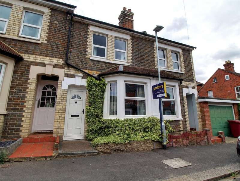 3 Bedrooms Terraced House for sale in Lennox Road, Reading, Berkshire, RG6