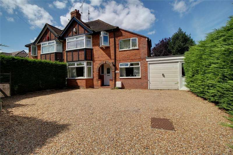 5 Bedrooms Semi Detached House for sale in Church Road, Earley, Reading, Berkshire, RG6