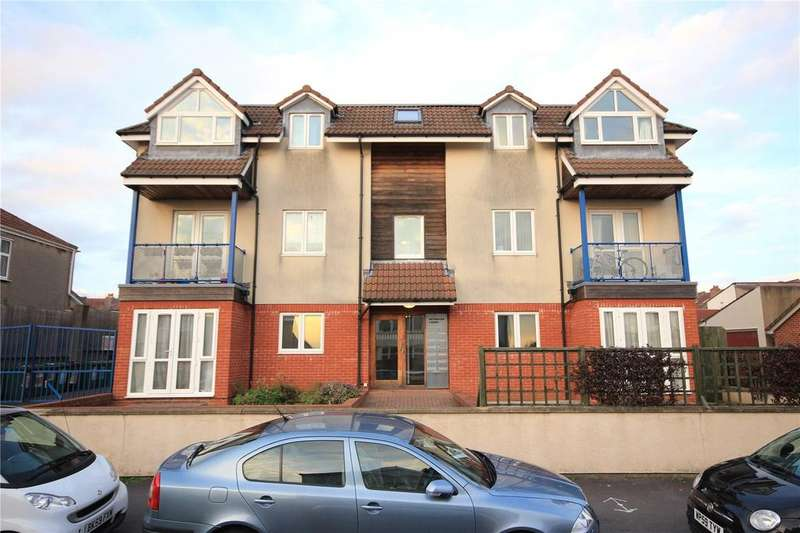 2 Bedrooms Apartment Flat for sale in Reynolds Court, 2 Reynolds Walk, Horfield, Bristol, BS7