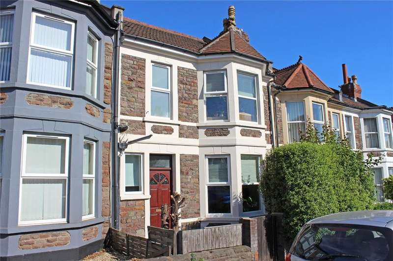 4 Bedrooms Terraced House for sale in Gloucester Road, Horfield, Bristol, BS7