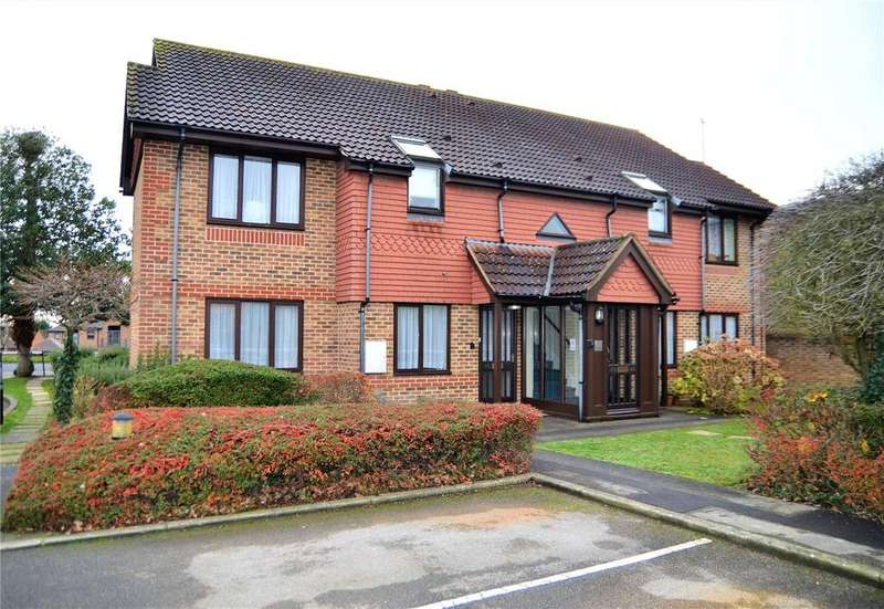 2 Bedrooms Retirement Property for sale in Burrcroft Court, Reading, Berkshire, RG30