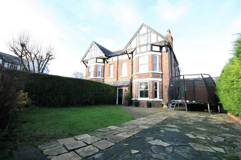 5 Bedrooms Semi Detached House for sale in Queens Avenue, Freshfield, Liverpool L37