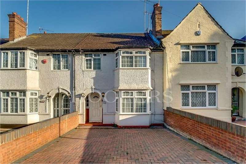 3 Bedrooms Terraced House for sale in Coles Green Road, London