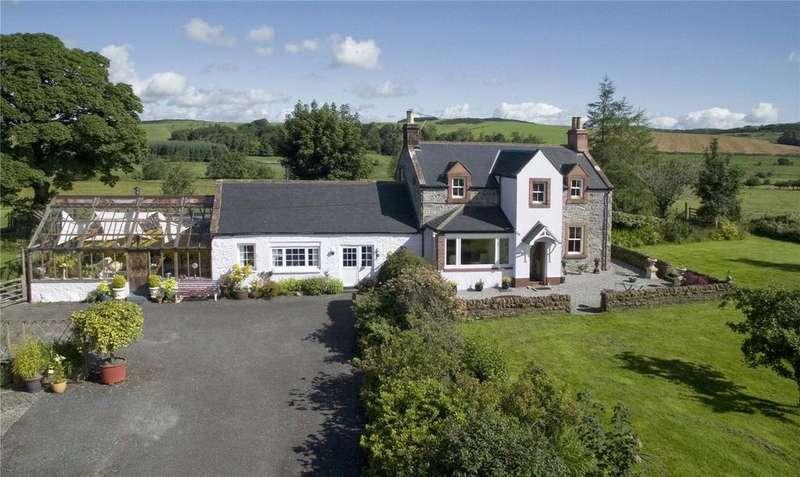 4 Bedrooms Detached House for sale in Netherfield Farm - Lot 1, Lochanhead, Dumfries, Dumfriesshire