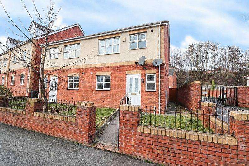 3 Bedrooms Terraced House for sale in Grace Road, Tipton