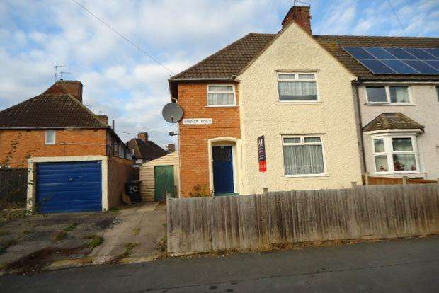 3 Bedrooms Town House for sale in Aylmer Road, Braunstone, Leicester, LE3
