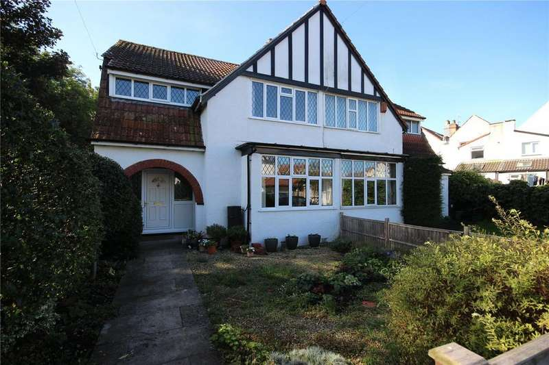 3 Bedrooms Semi Detached House for sale in Henleaze Terrace, Henleaze, Bristol, BS9