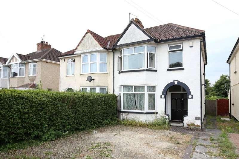 3 Bedrooms Semi Detached House for sale in Charlton Avenue, Filton Park, Bristol, BS34