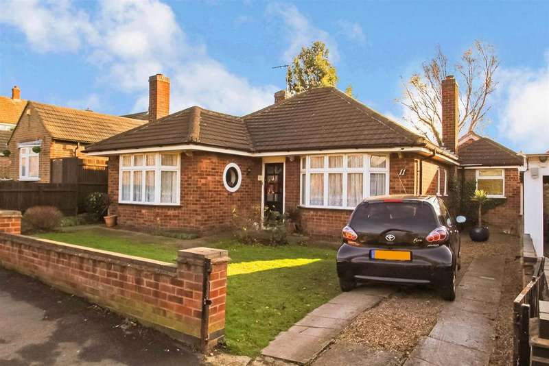 3 Bedrooms Detached Bungalow for sale in Wayside Drive, Thurmaston, Leicester