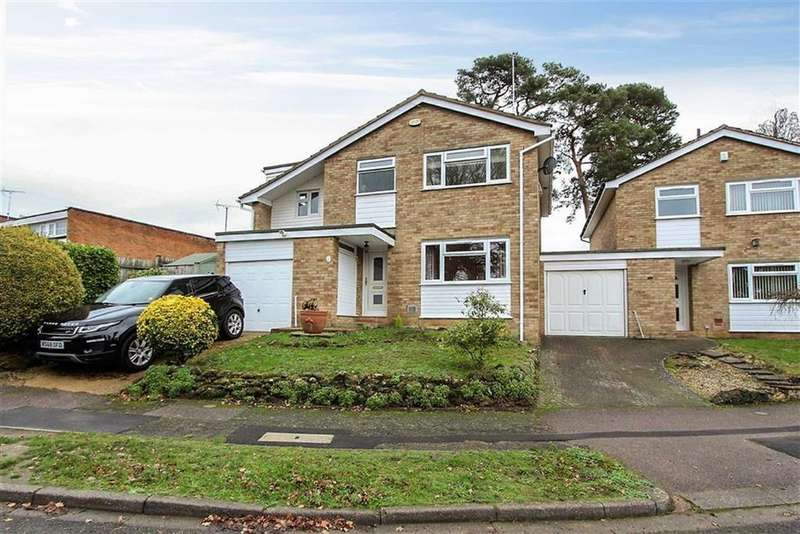 5 Bedrooms Link Detached House for sale in Chiltern Gardens, Leighton Buzzard