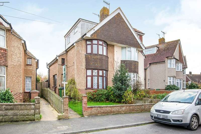 4 Bedrooms Semi Detached House for sale in Bexleigh Avenue, St. Leonards-on-Sea, TN38