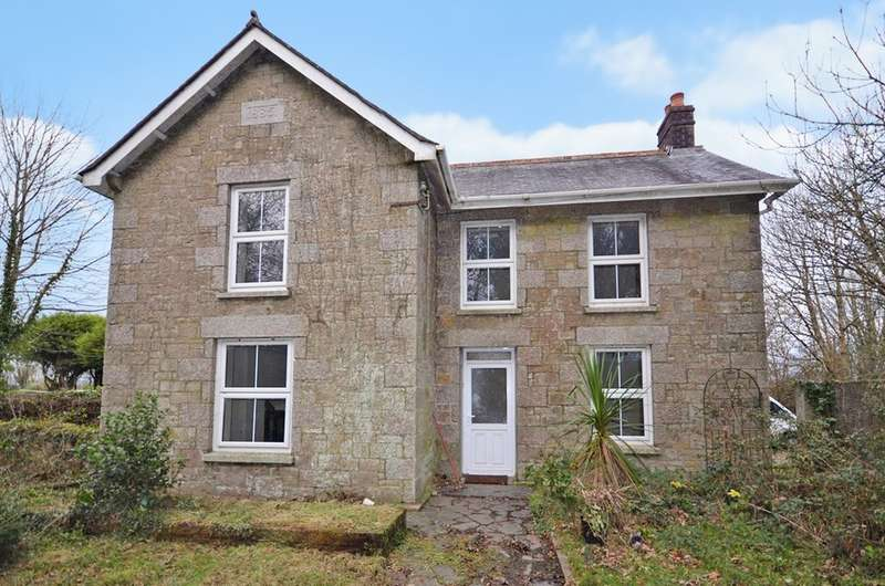 3 Bedrooms Detached House for sale in Vellynsaundry, Camborne