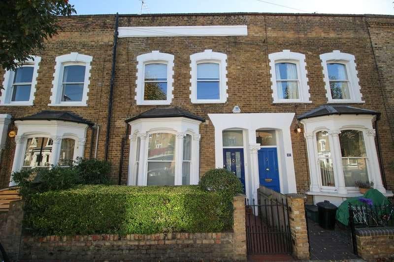 3 Bedrooms Terraced House for sale in Corbyn Street, London, N4