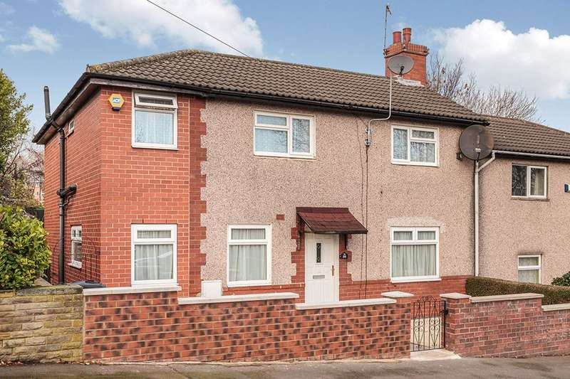 5 Bedrooms Semi Detached House for sale in Victoria Avenue, Batley, WF17