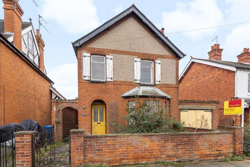 3 Bedrooms House for sale in Fielding Road, Maidenhead, SL6