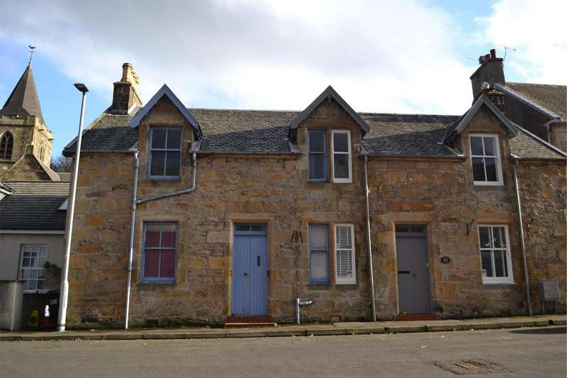 3 Bedrooms Semi Detached House for sale in 54 Bay Street, Fairlie, LARGS, KA29 0AL