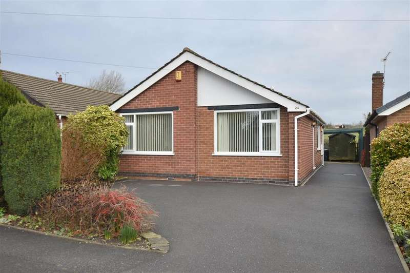 2 Bedrooms Detached Bungalow for sale in Breach Road, Denby Village, Derbyshire