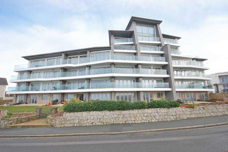 2 Bedrooms Ground Flat for sale in Nr. Lusty Glaze Beach, Newquay, Cornwall