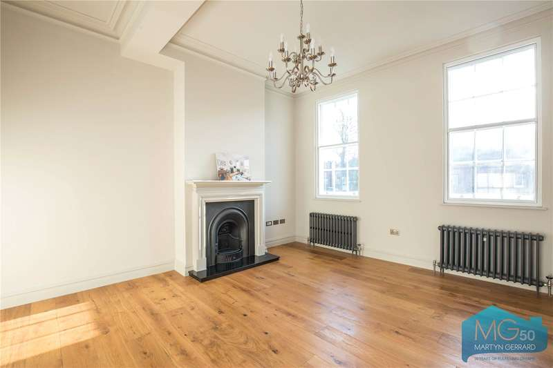 2 Bedrooms Apartment Flat for sale in Woodside Square, Woodside Avenue, London, N10