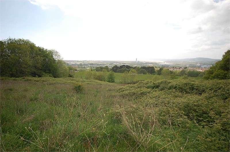 Property for sale in Parcel of Land Off Maes Ty Canol, Baglan, Port Talbot
