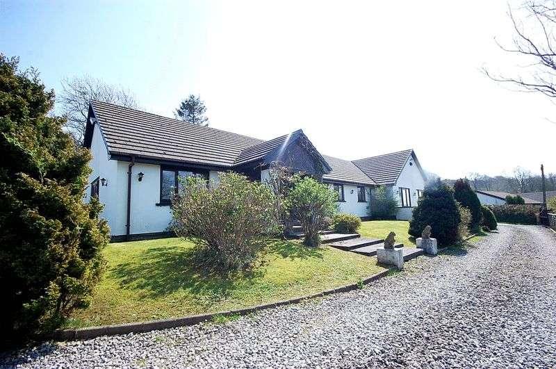 5 Bedrooms Property for sale in Maes Llwchwr, Llangynog, Carmarthen