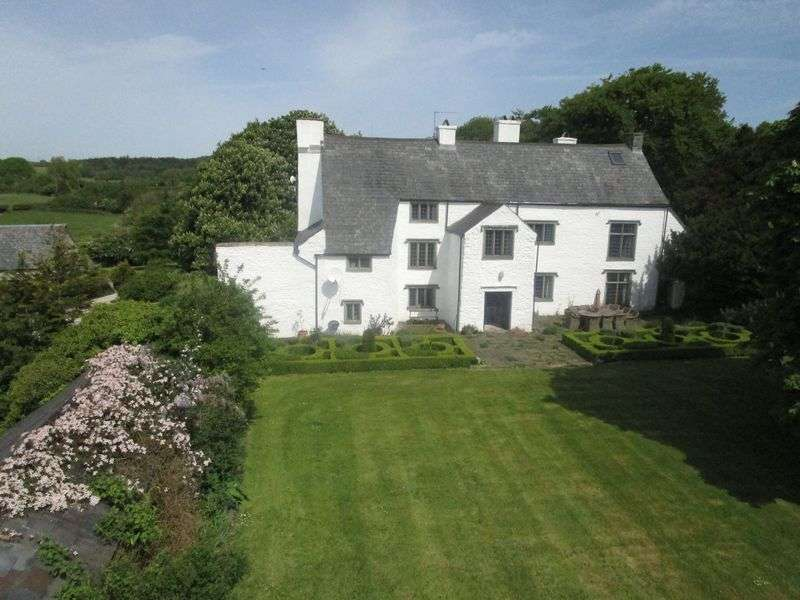 6 Bedrooms Property for sale in Treguff Place with Land, Llantrithyd, Nr. Cowbridge