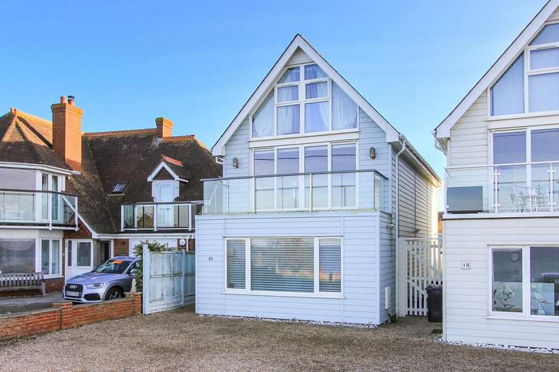 2 Bedrooms Detached House for sale in Preston Parade, Seasalter, Whitstable