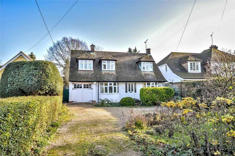 4 Bedrooms Detached House for sale in Newport Road, Saffron Walden, Essex, CB11