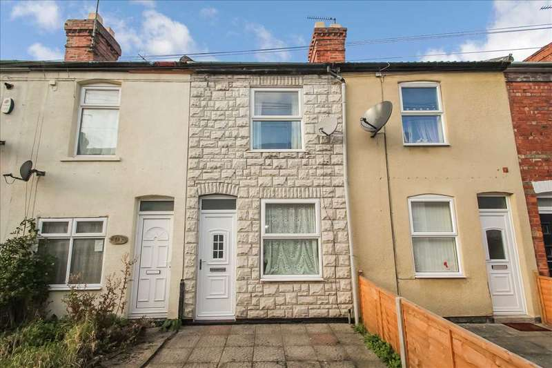 2 Bedrooms Terraced House for sale in Albany Terrace, Lincoln