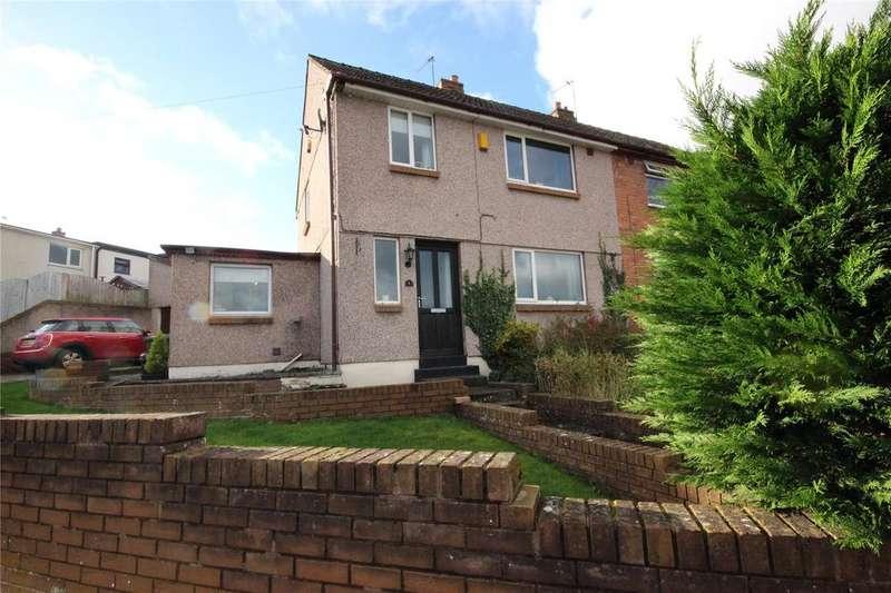 3 Bedrooms Semi Detached House for sale in 1 Coalfell Avenue, Carlisle, Cumbria