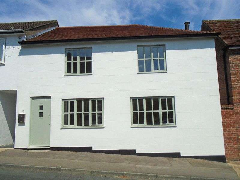 4 Bedrooms Property for sale in West Street, Titchfield, Fareham