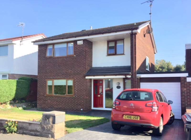 3 Bedrooms Link Detached House for sale in Washington Drive, Ewloe, Deeside, Flintshire. CH5 3RN