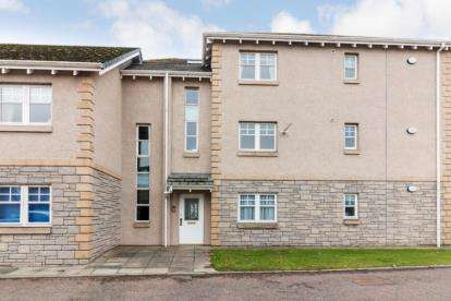 2 Bedrooms Flat for sale in Waterside View, Carnoustie