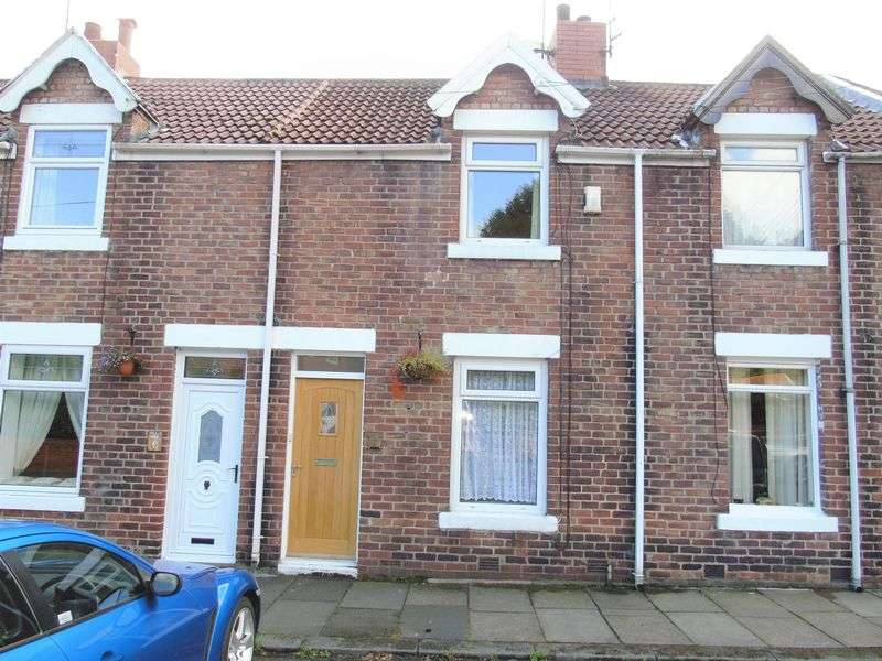 2 Bedrooms Property for sale in St. Cuthberts Terrace, Seaham