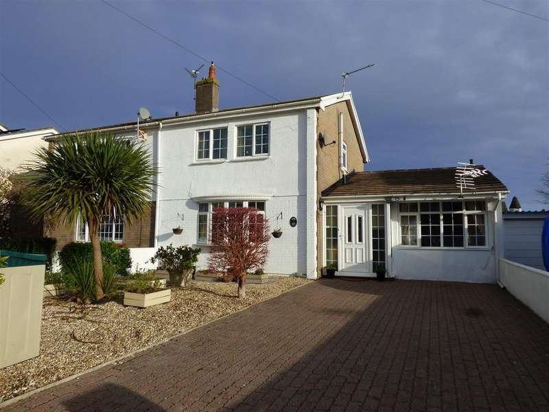 3 Bedrooms Semi Detached House for sale in Chartist Way, Bulwark, Chepstow
