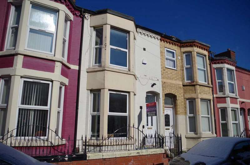 4 Bedrooms Terraced House for sale in Brae Street, Liverpool