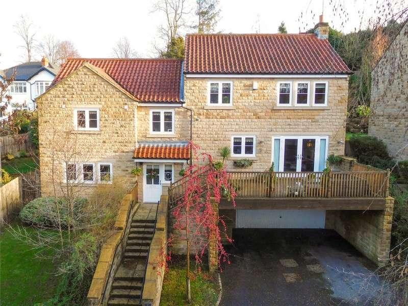 4 Bedrooms Detached House for sale in Hetchell Court, Bardsey, LS17