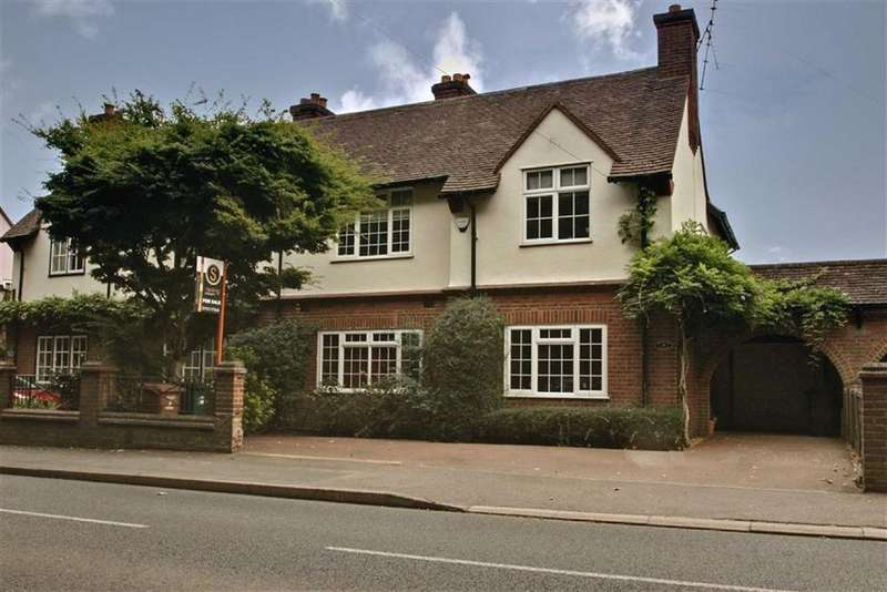 4 Bedrooms Semi Detached House for sale in Nr Parmiters School, Hertfordshire