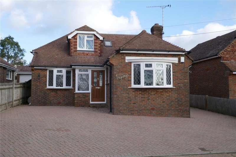 4 Bedrooms Detached House for sale in Lion Hill, Stone Cross, Pevensey, East Sussex, BN24