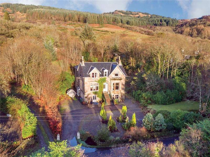 6 Bedrooms Detached House for sale in Ardeneden, Tighnabruaich, Argyll and Bute