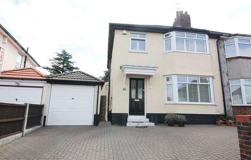 3 Bedrooms Property for sale in Childwall Mount Road, Childwall, Liverpool, L16