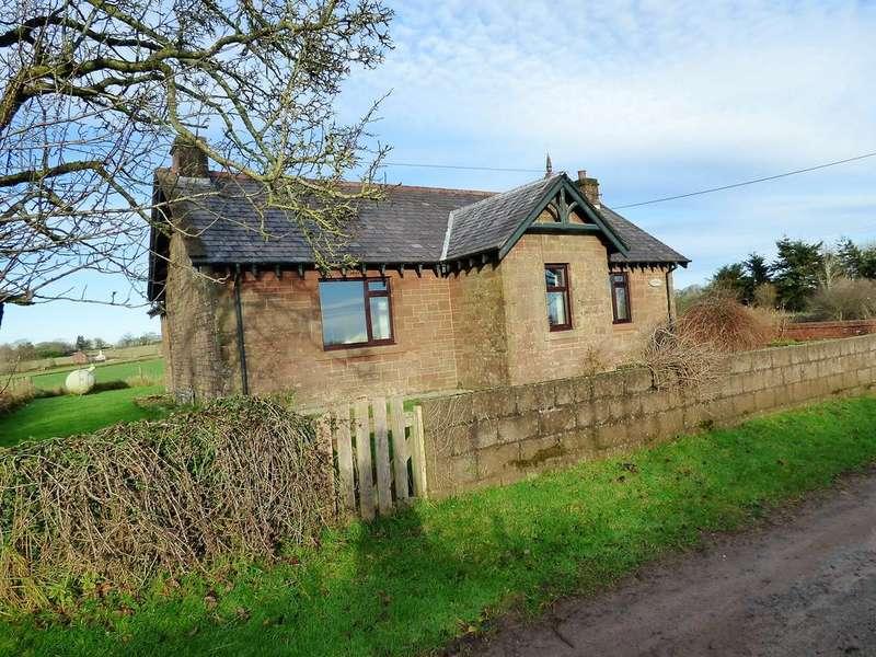 2 Bedrooms Detached Bungalow for sale in Bakend Rod, Dumfries DG1